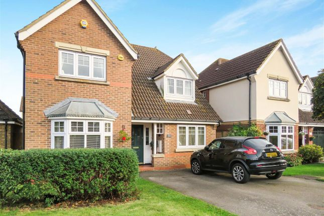 4 bed detached house for sale in Sumerling Way, Bluntisham, Huntingdon