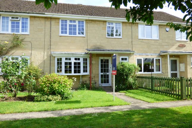 Thumbnail Terraced house for sale in Broadway Lane, South Cerney, Cirencester