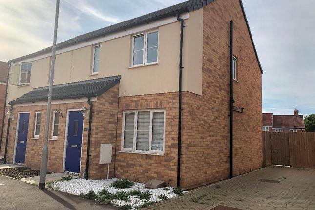 Thumbnail Semi-detached house to rent in Ken Gatward Close, Frinton-On-Sea