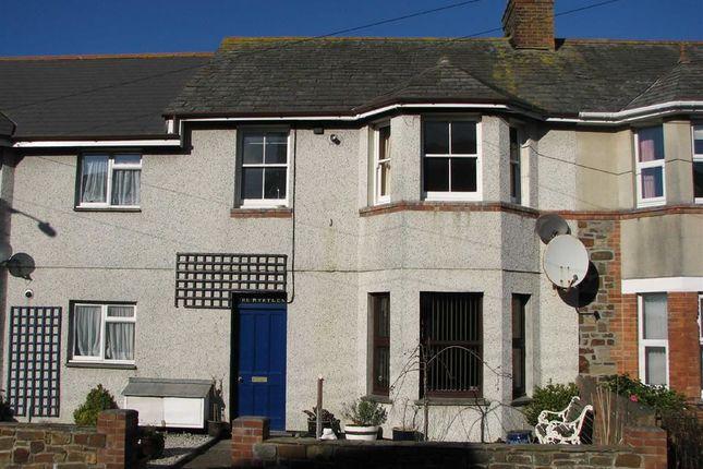 Thumbnail Flat to rent in Killerton Road, Bude, Cornwall