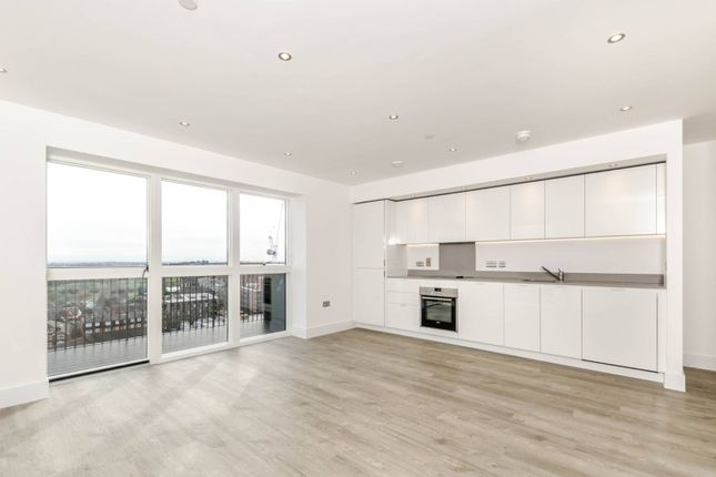 Thumbnail Flat to rent in Lyon Road, Harrow On The Hill