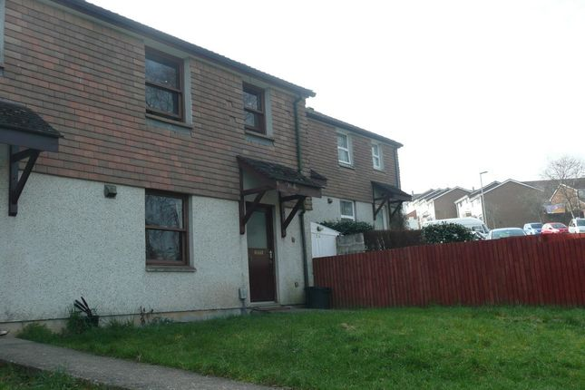 Thumbnail Terraced house to rent in Prouse Rise, Saltash