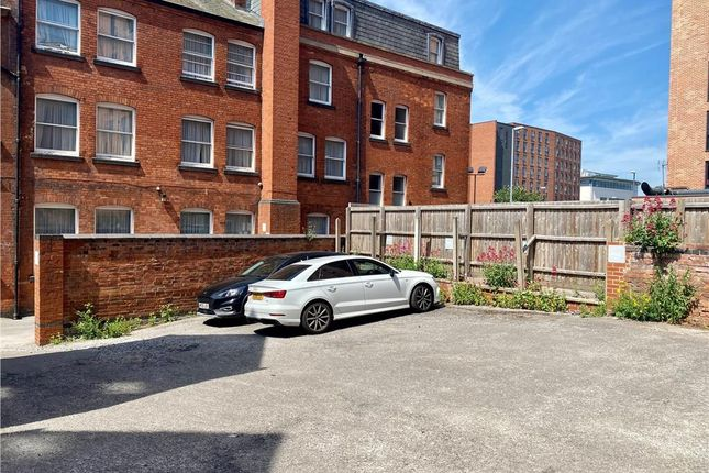 Car Park of St. Marys Gate, Derby, Derbyshire DE1