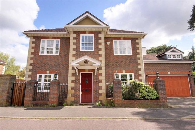 Thumbnail Detached house to rent in Meadowbanks, Arkley, Hertfordshire