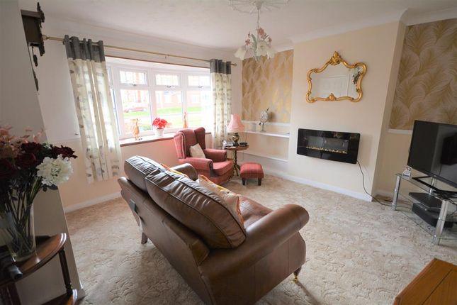 Living Room of Dere Avenue, Bishop Auckland DL14