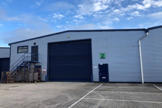 Industrial to let in Unit 2 Falcon Park, Headquarters Road, West Wilts Trading Estate, Westbury