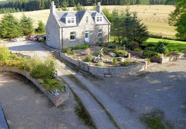 Thumbnail Detached house for sale in Mulben, Keith