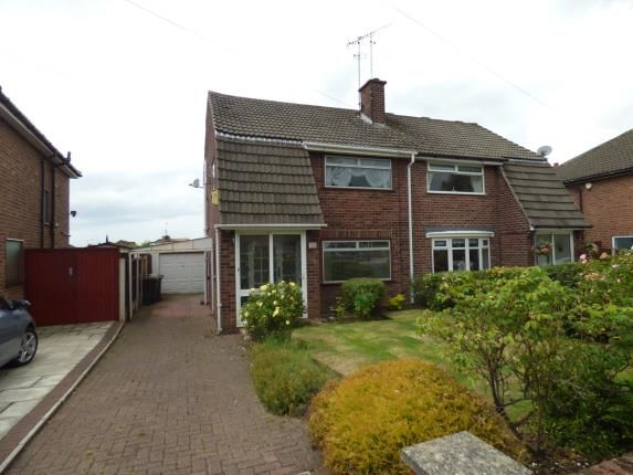Thumbnail Semi-detached house for sale in Buckingham Road, Maghull, Liverpool, Merseyside