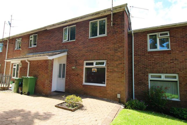 Thumbnail Terraced house for sale in Bryn Milwr, Hollybush, Cwmbran