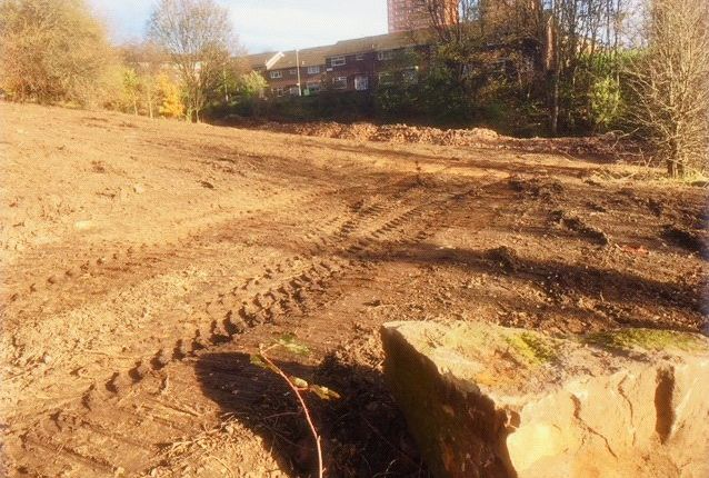 Thumbnail Land for sale in Land At Spring Valley Road, Bramley, Leeds