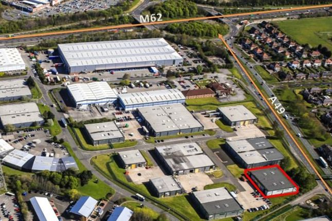 Thumbnail Light industrial to let in Units 15-16 Cameron Court, Winnick Quay, Warrington