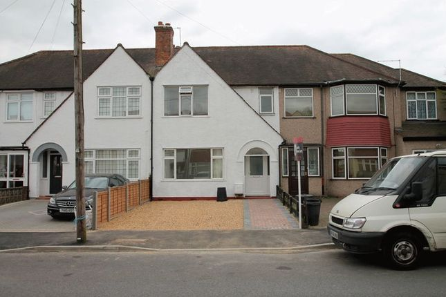 Thumbnail Terraced house for sale in Richmond Avenue, Uxbridge
