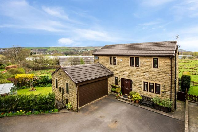 Thumbnail Detached house for sale in Blackstone Edge Court, Halifax Road