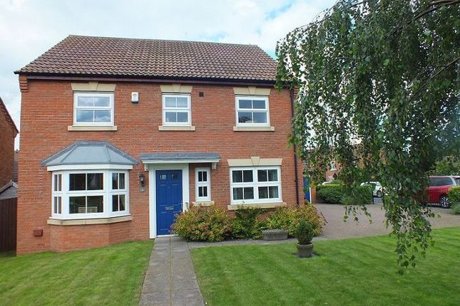 Thumbnail Detached house to rent in Kings Manor, Coningsby