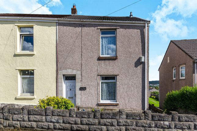 Thumbnail Semi-detached house for sale in Villa Terrace, Treboeth, Swansea