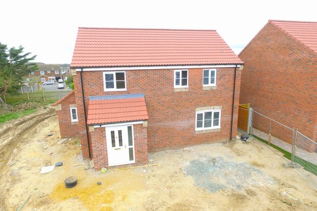 Thumbnail Detached house for sale in Available Now The Rowans, Fakenham, New Build