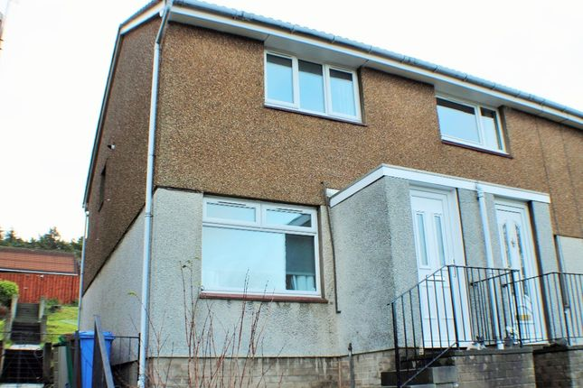 Thumbnail Semi-detached house to rent in Monar Court, Dalgety Bay, Fife