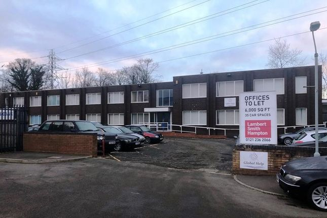 Thumbnail Office to let in 9A Birkdale Avenue, Selly Oak, Birmingham, West Midlands
