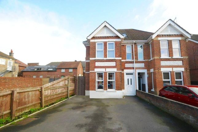 Semi-detached house for sale in Edward Road, Parkstone, Poole, Dorset