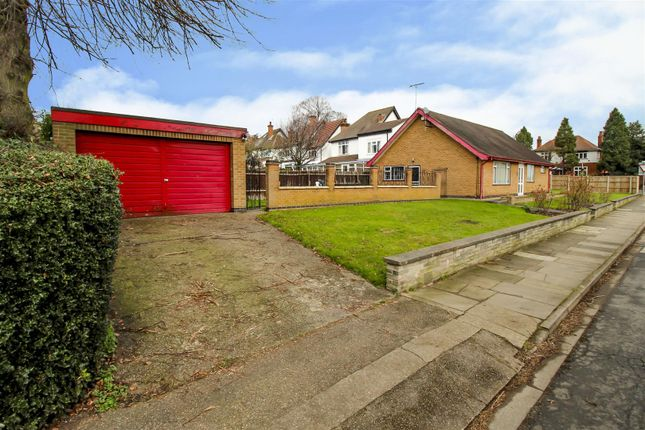 Thumbnail Detached bungalow for sale in Bramcote Drive, Beeston, Nottingham