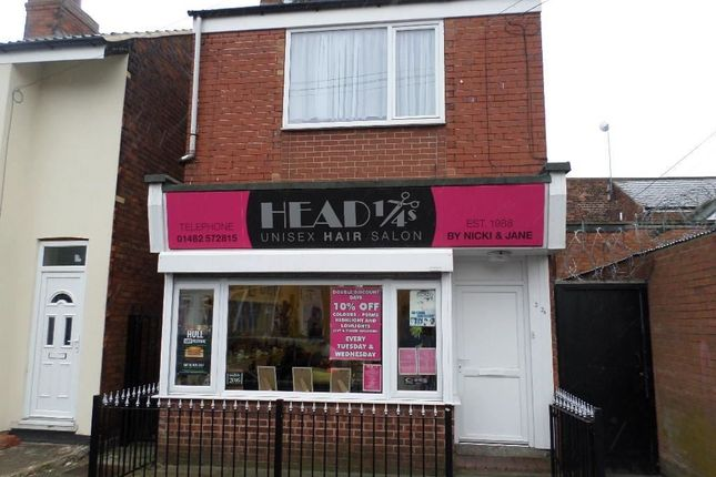 Retail premises for sale in Essex Street, Hull