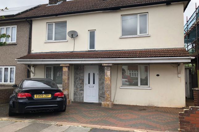 Thumbnail Semi-detached house for sale in Mayfield Road, Dagenham