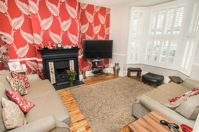 Thumbnail Terraced house for sale in Grove Road, Leytonstone