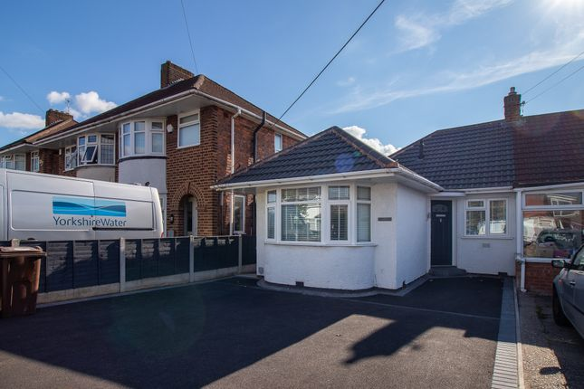 Thumbnail Bungalow for sale in Marcot Road, Solihull, West Midlands