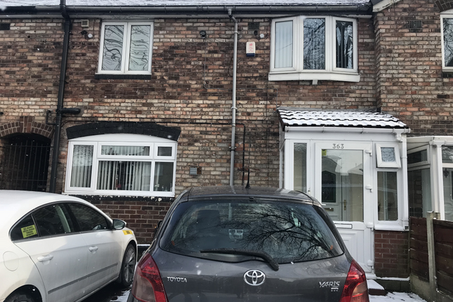 Thumbnail Terraced house to rent in Kingsway, Burnage, Manchester