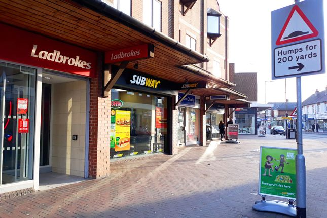 Thumbnail Retail premises for sale in Wickford SS12, UK