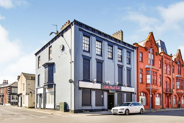Thumbnail Commercial property for sale in Whitby Street, Hartlepool