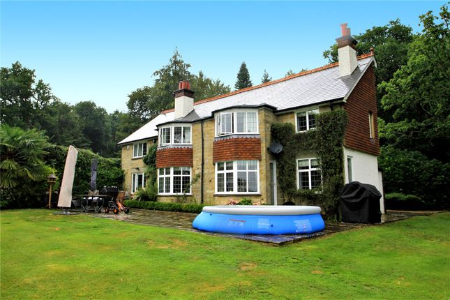 Thumbnail Detached house to rent in Duddleswell, Uckfield