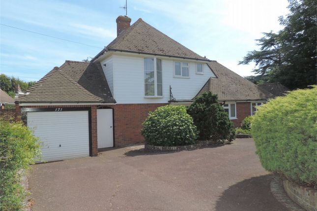 Thumbnail Detached house for sale in Cooden Sea Road, Bexhill On Sea, East Sussex