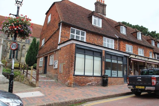 Thumbnail Flat to rent in High Street, Mayfield