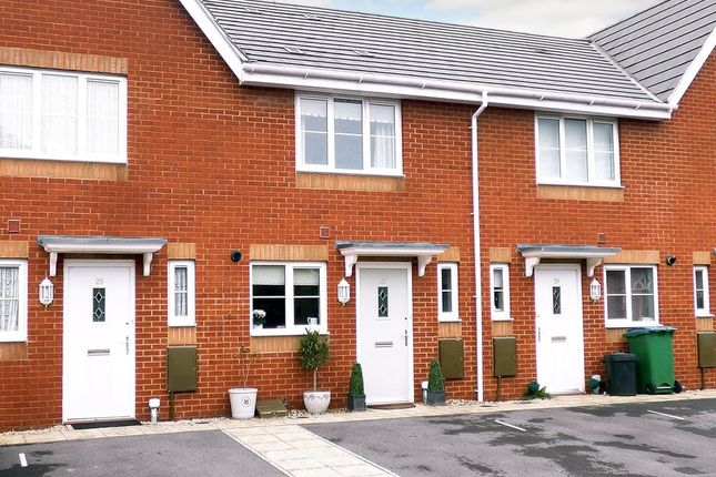 2 bed terraced house for sale in Hollist Chase, Wick, Littlehampton