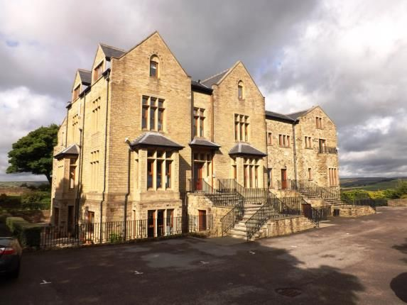Thumbnail Flat for sale in Grange Manor, Sowerby Croft Lane, Sowerby Bridge, West Yorkshire