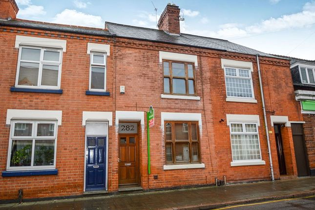 Thumbnail Room to rent in Tudor Road, Leicester