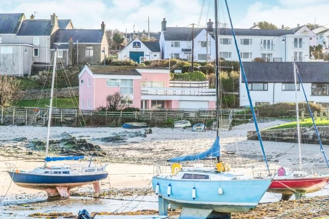 Thumbnail Detached house for sale in Cemaes Bay, Sir Ynys Mon