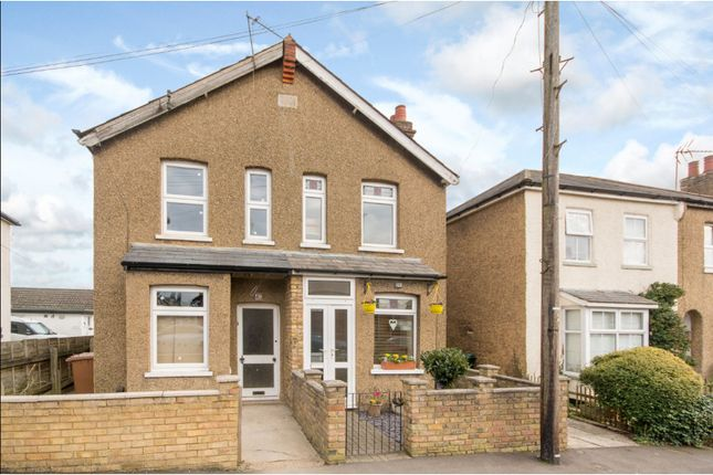 Thumbnail Semi-detached house for sale in Marlin Square, Abbots Langley