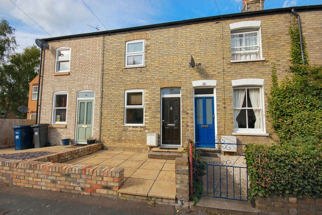 Thumbnail Terraced house for sale in Stanley Road, Cambridge