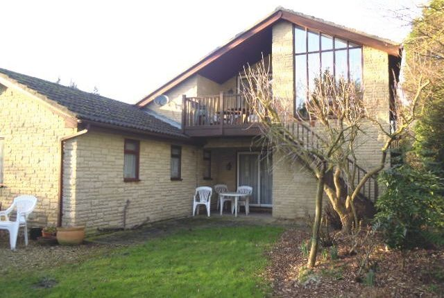 Thumbnail Detached house for sale in Stoneace, Elton Road, Wansford