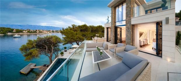 Thumbnail Property for sale in Villa, Island Of Brac, Croatia