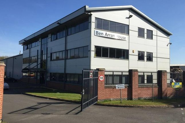 Thumbnail Office to let in Ben Arran House, Wigwam Lane, Hucknall, Nottinghamshire