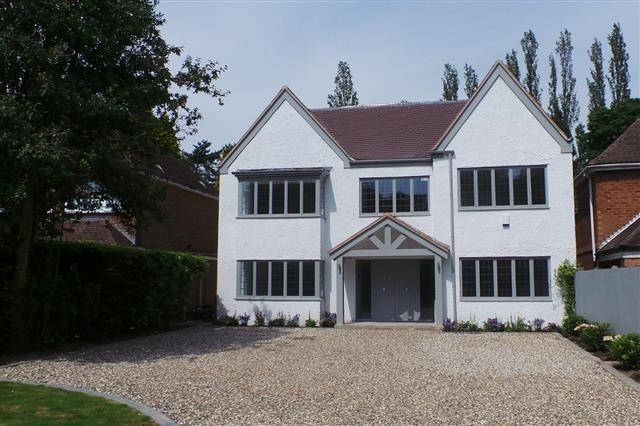 Thumbnail Detached house for sale in Jervis Crescent, Four Oaks, Sutton Coldfield