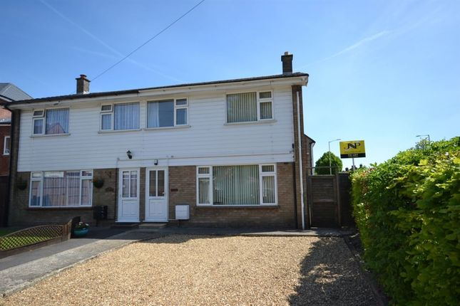 Thumbnail Semi-detached house to rent in Longwick Road, Princes Risborough