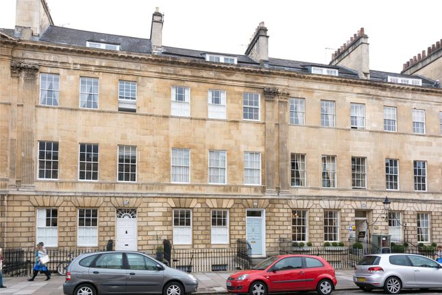 Thumbnail 4 bedroom maisonette for sale in Great Pulteney Street, Bath