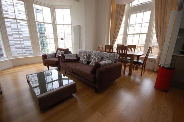 Thumbnail Flat to rent in Simpson Loan, Quartermile, Edinburgh
