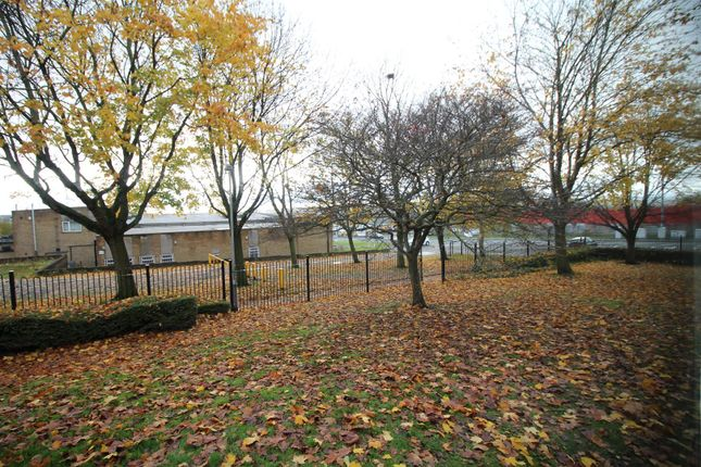 Communal Gardens of Welham Walk, Bradford BD3