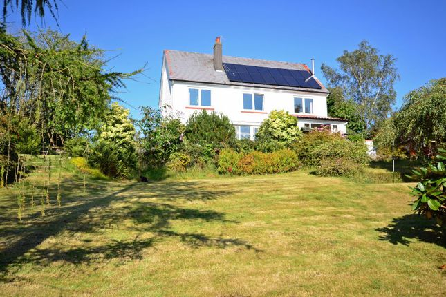 Thumbnail Detached house for sale in William Street, Dunoon