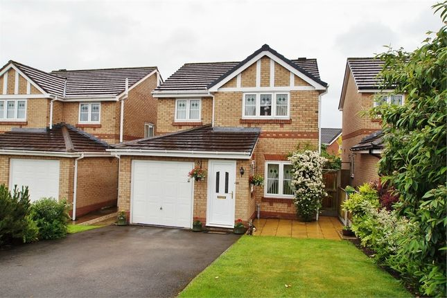 Thumbnail Detached house for sale in Wolsty Close, Stanwix, Carlisle, Cumbria